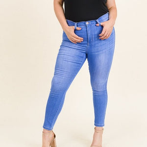 Celebrity Pink High Rise Curvy Sculpting Jeans