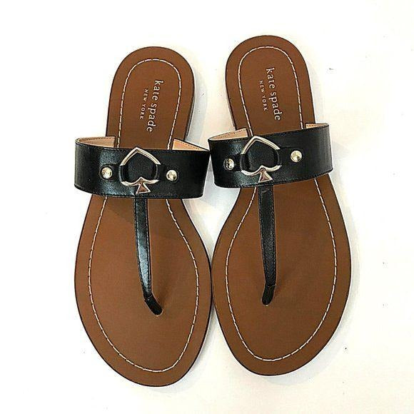 Kate Spade Chase Thong Sandals size 7.5 - Fab50Fashions