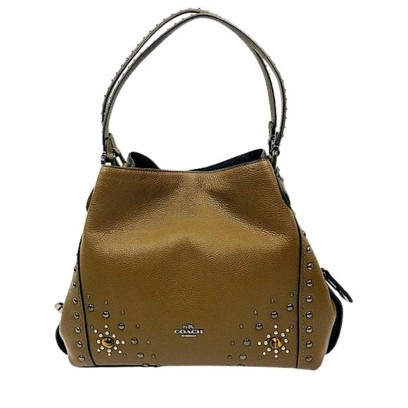 Coach Western Rivets Edie 31 Shoulder Bag - Fab50Fashions
