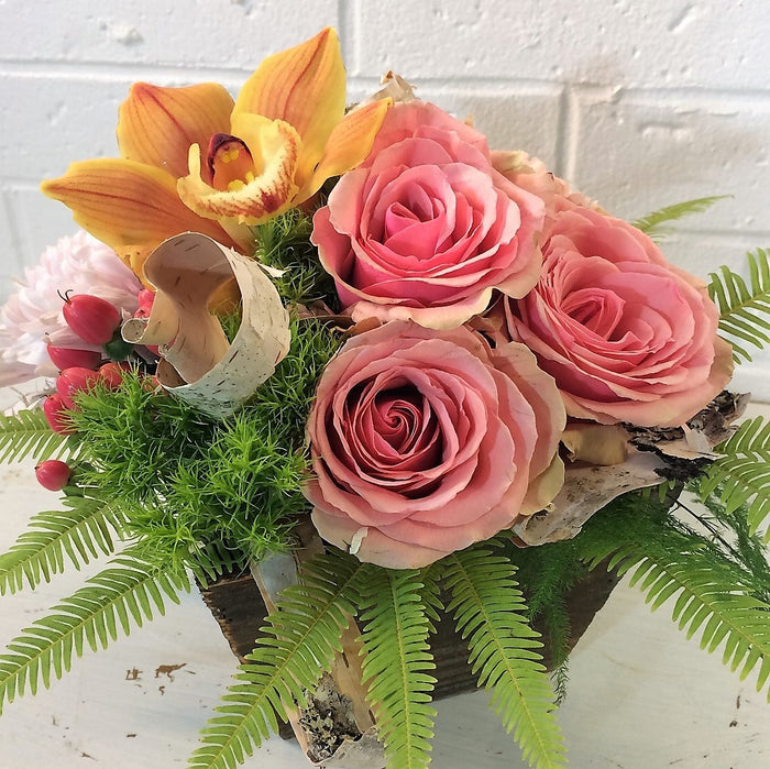 Forest-collection floral-arrangement