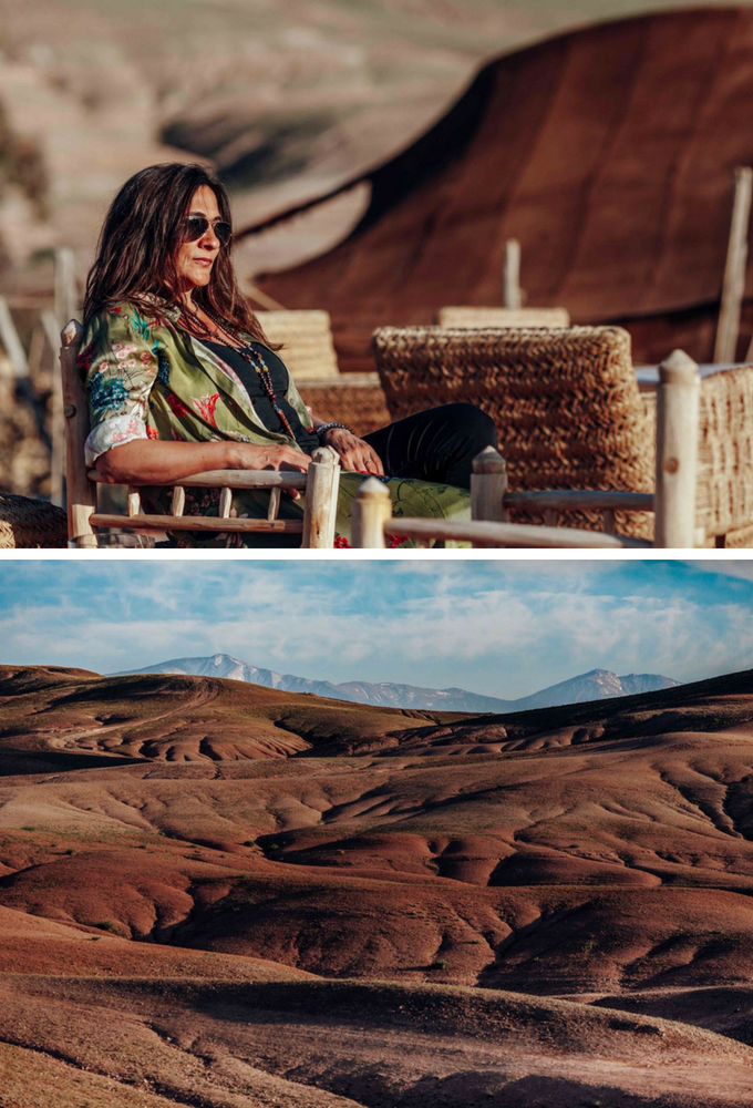slow morocco retreat azul bereber viajes para mujeres a marruecos marrakech women travel morocco
