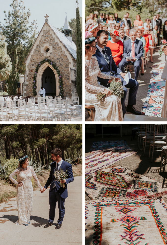 moroccan bohemian wedding inspiration ideas