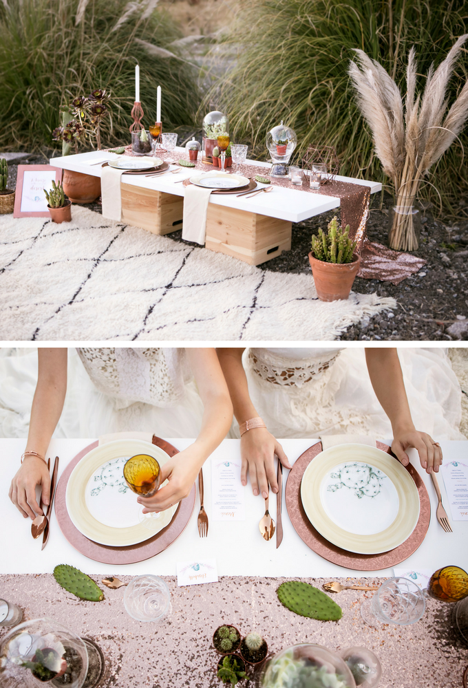bohemian wedding decoration moroccan style