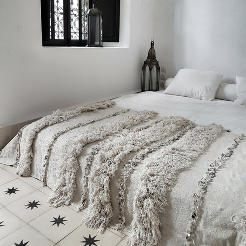 moroccan wedding blanket muima