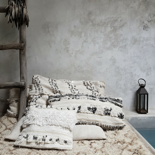 moroccan wedding blanket pillow atlas
