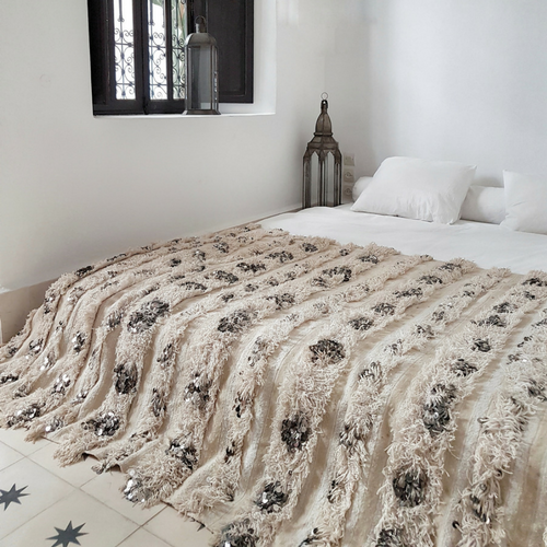 moroccan wedding blanket ashia