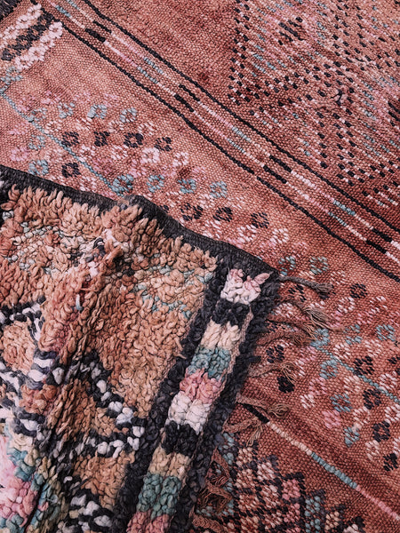 moroccan kilim morning caprice