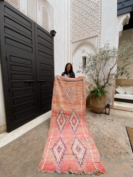 moroccan berber rug candy PRE-SALE