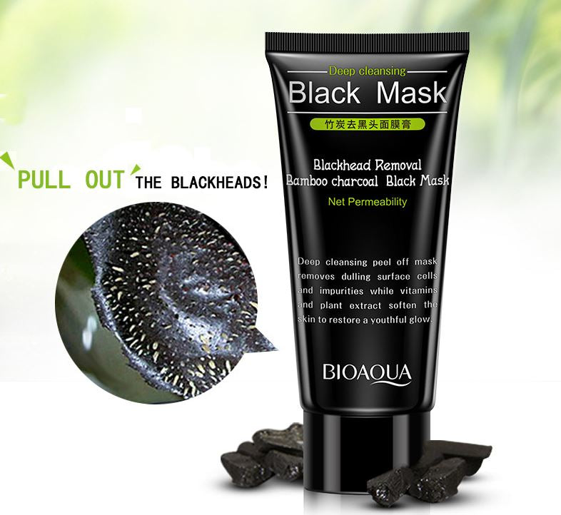 Activated Charcoal Peel-Off Mask for Blackheads