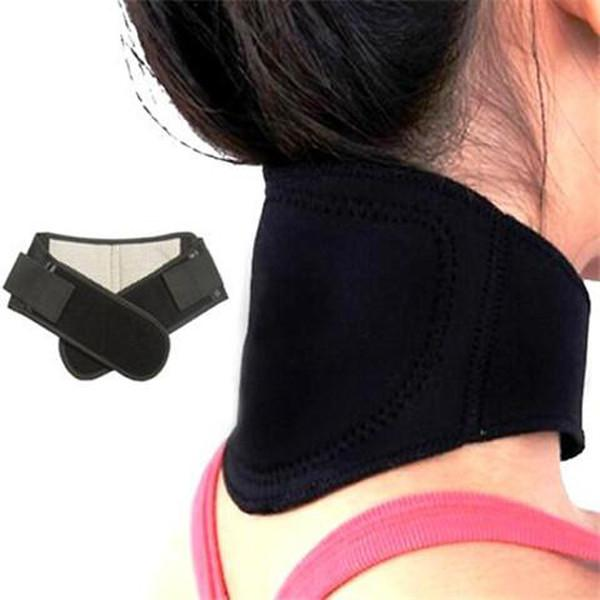 Pain Relief Magnetic Thermal Neck Brace - Magnetic Therapy Neck Belt