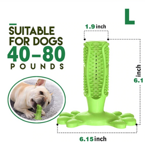 Brush Buddy™ - World's Best Dog Toothbrush