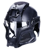 Medieval Knight Tactical Iron Warrior Helmet for Outdoor Activities