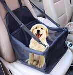 Dog Car Seat Travel Pet Seat Carrier Pet Bed