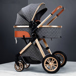 Luxury 3-in-1 Stroller
