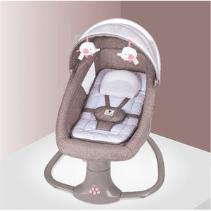 4Moms Baby Swing Smart Bluetooth self controlled Baby Swing