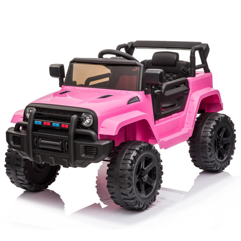 Ride on car 12V Pink
