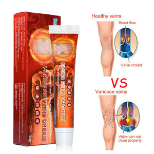 Varicose Vein Massage Cream 2 Pack