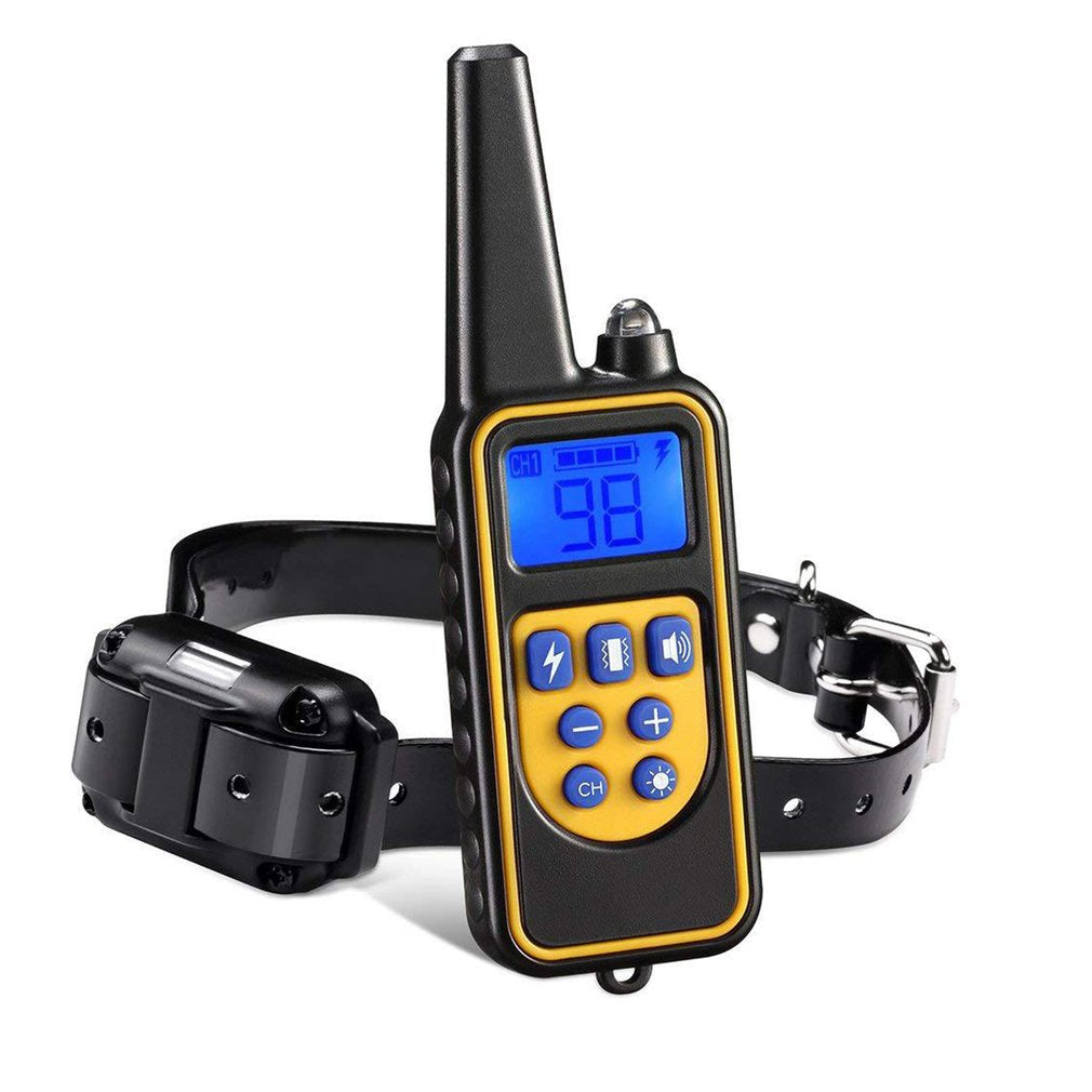 Dog Shock Collar For Dog Training Barking Collar Training