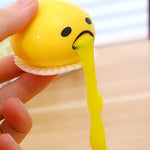 Vomiting Egg Yolk Stress Ball