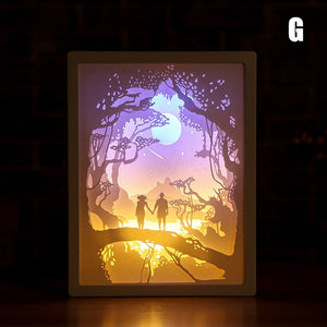 Creative Art Décor Lamp