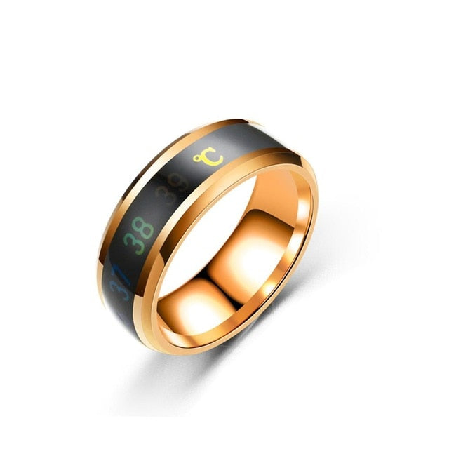 Temperature Sense Intelligent Ring