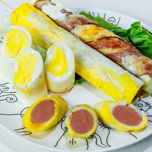 Homemade Egg Sausage Machine