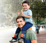 Hands Free Baby Shoulder Carrier Saddle