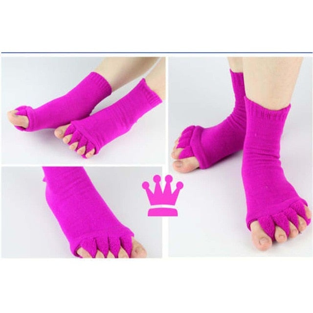 Foot Alignment Pain Relief Sock