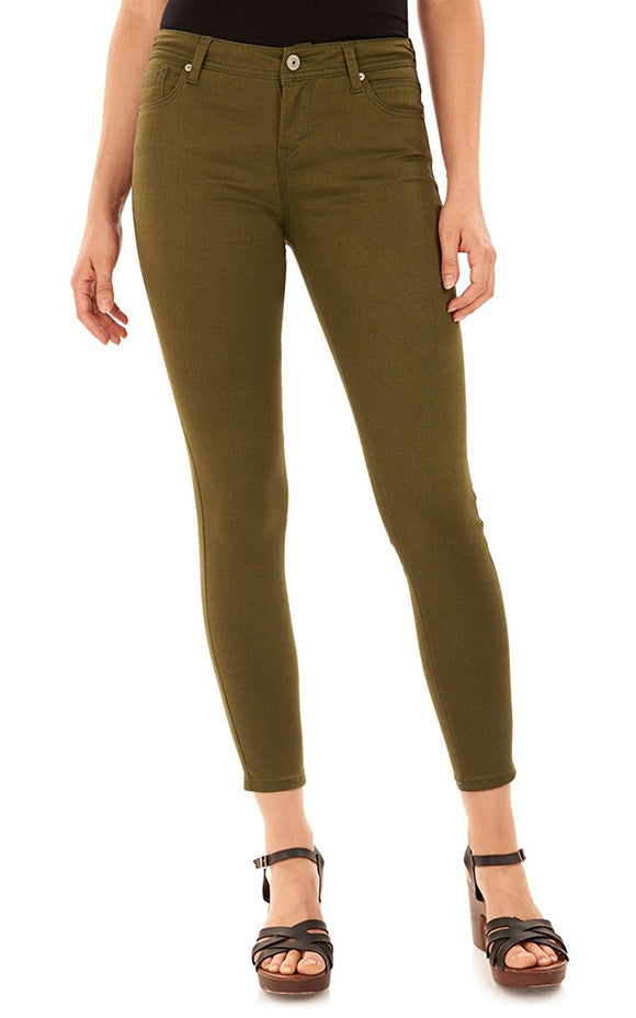 Juniors Ultra Fit Skinny Stretch Jeggings