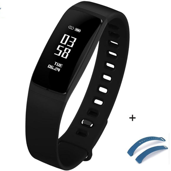 IP67 Waterproof V07 Bluetooth Smart Bracelet Watch Wristband Heart Rate Monitor supported For Android IOS Phone