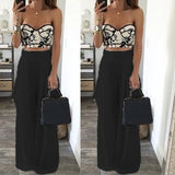 Women Wide Leg Pants High Waist Sexy Side Zipper Pockets Chiffon Pants - A Sheek Boutique
