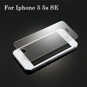 Clear Glass For iPhone