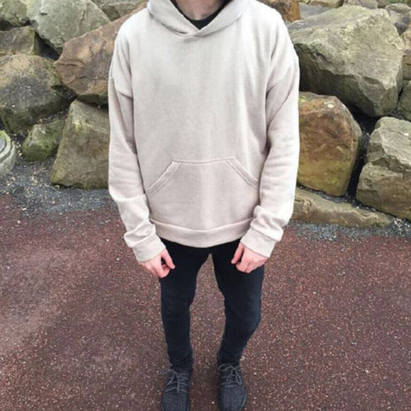 Hoodie Swag Oversize Baggy Pullover Sweatshirt With Fleece
