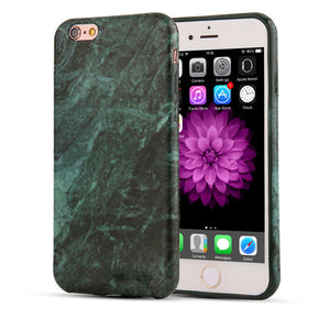 6 6s Fashion Marble Stone Back Cover Soft TPU Phone Case for iPhone 5 5s SE 6 6S / Plus Coque Ultra thin Smooth Case