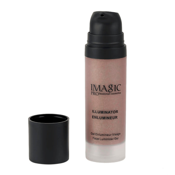 Glow Liquid Cream Contour Brighten Shimmering Highlight Illuminator