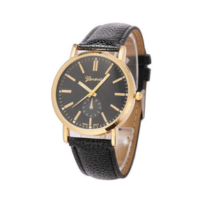 Casual Men's Watches Quartz Watch PU Leather Watch