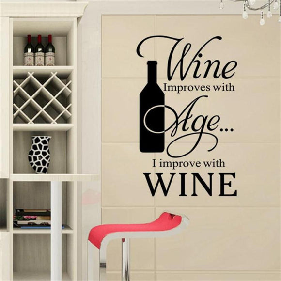 Vinyl Wall Sticker Kitchen wall stickers wall art