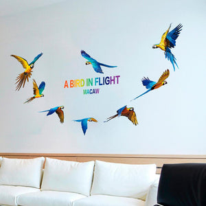 3D Stickers Creative Removable Wall Stickers