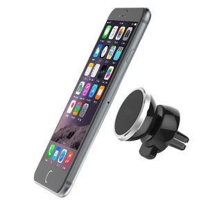 360 Degree Universal Car Holder Magnetic Air Vent Mount Dock Mobile Phone Holder For IPhone 6s Samsung Xiaomi HTC Celular Carro