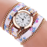 Women Fashion Casual Analog Quartz Women Bracelet Watch - A Sheek Boutique