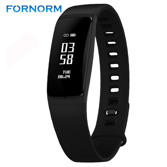 Bluetooth 4.0 Smart Wrist Watch V07 Blood Pressure Heart Rate Call Reminder Waterproof Wristband Smartband For iOS Android Phone
