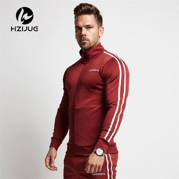 Hoodies Fitness Bodybuilding Hooded Jackets