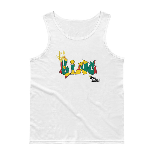 Grenadian King Tank Top