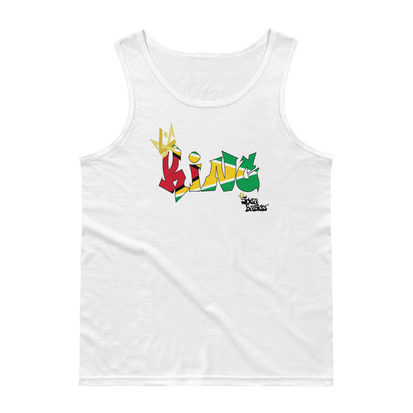 Guyanese King Tank Top