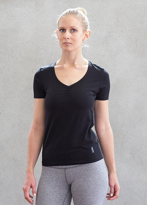 T-shirts - Take A Stand V-Neck Top