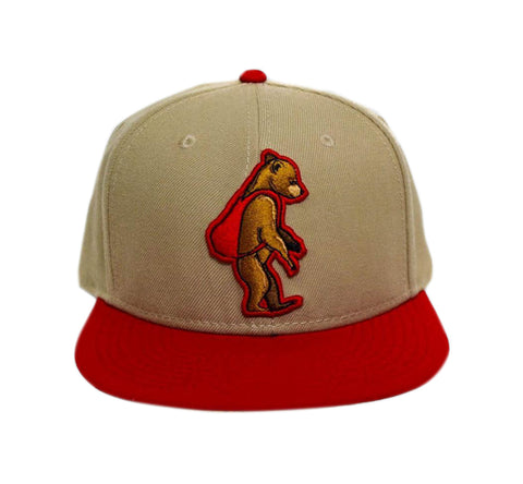 49er Cork Grizzly Snapback