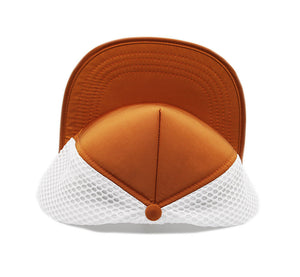 Copper Waterproof Trucker Mesh Snapback