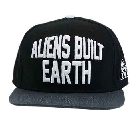 Aliens Built Earth | Snapbacks