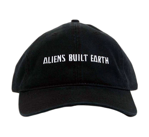 Aliens Built Earth | Dad Hat