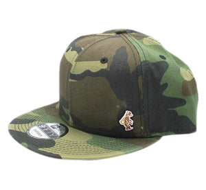 Camo New Era Grizzly Pins